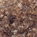 1/4 inch Copper Fire Glass Crystals - 1495-1