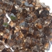 1/2 inch Copper Reflective Fire Glass Crystals - 1589-5