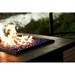 Tretco 36 inch Square Wicker Fire Pit - FP-W-SQ-36-36SQGRC