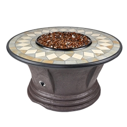 Tretco Havana I 48 inch Fire Pit Table