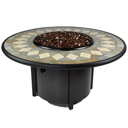 Tretco Venice I 48 inch Fire Pit Table