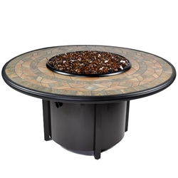 Tretco Venice II 48 inch Fire Pit Table