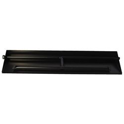 32 inch Powder Coated Dual Burner Pan