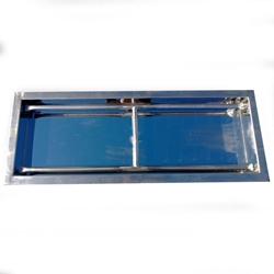 36 inch Stainless Steel Drop-In Rectangular Burner