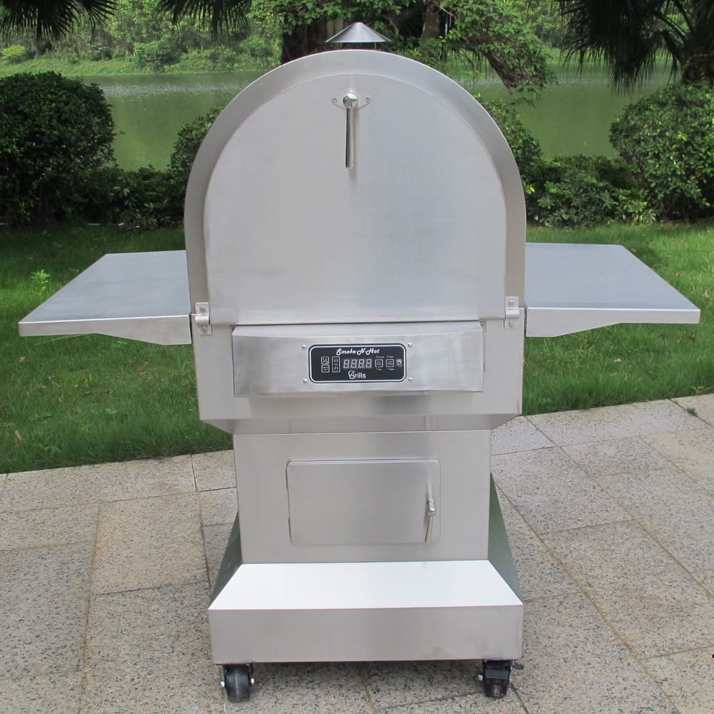 Smoke-N-Hot Grill Outdoor Cooking Center SNH-OCC - SNH-OCC