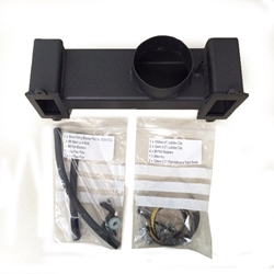Boru Outside Air Combustion Kit
