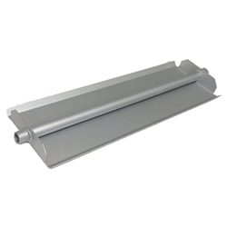 18 inch Powder Coated Linear Burner Pan